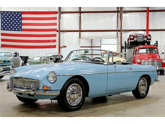 1964 MG MGB (CC-1328516) for sale in Kentwood, Michigan