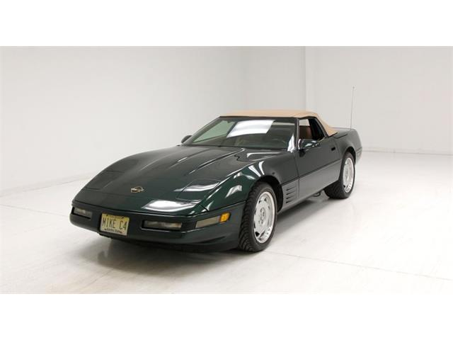 1992 Chevrolet Corvette (CC-1328520) for sale in Morgantown, Pennsylvania