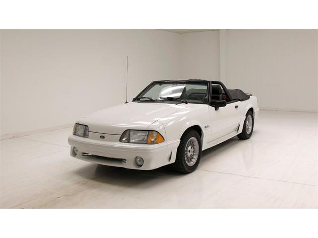 1988 Ford Mustang (CC-1328525) for sale in Morgantown, Pennsylvania