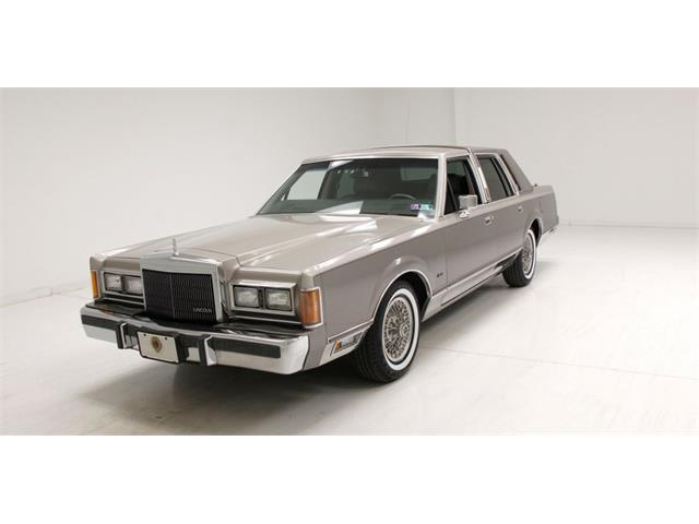 1989 Lincoln Town Car (CC-1328527) for sale in Morgantown, Pennsylvania