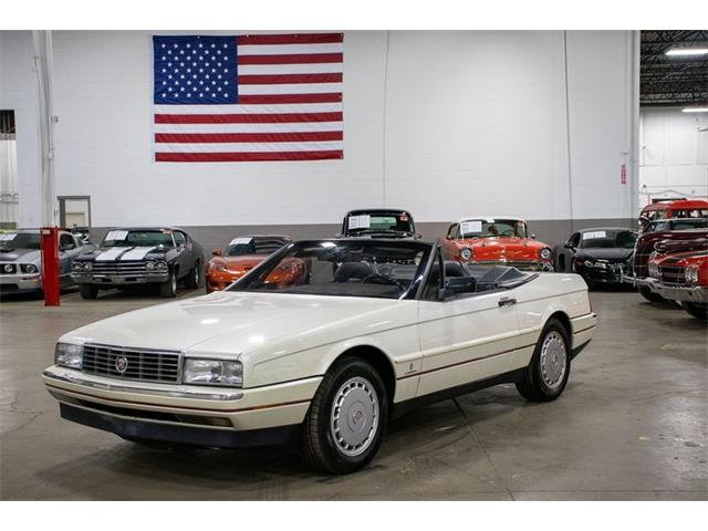 1990 Cadillac Allante (CC-1328528) for sale in Kentwood, Michigan