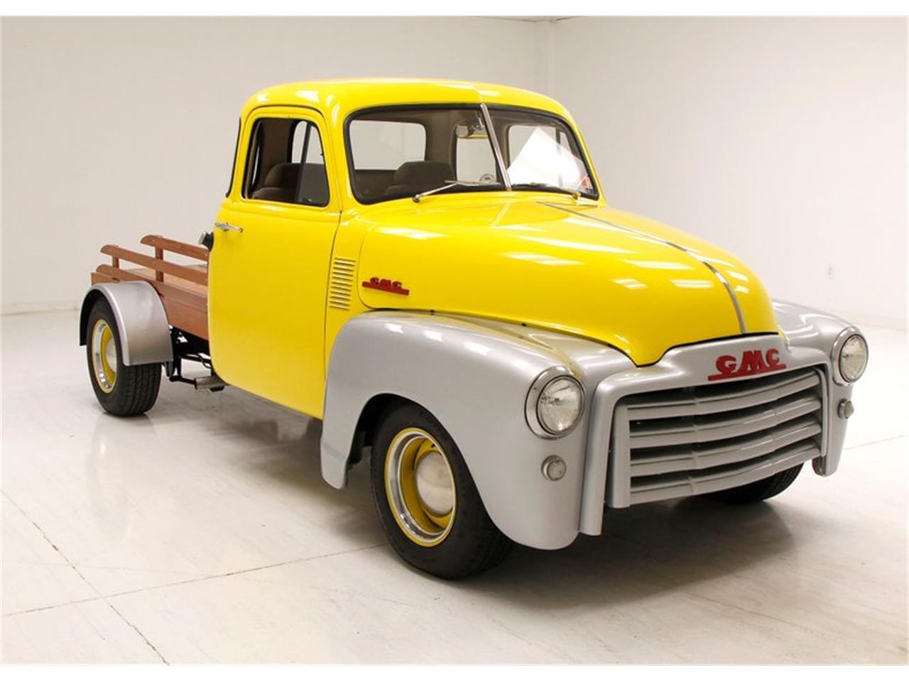 1953 GMC Pickup (CC-1328529) for sale in Morgantown, Pennsylvania