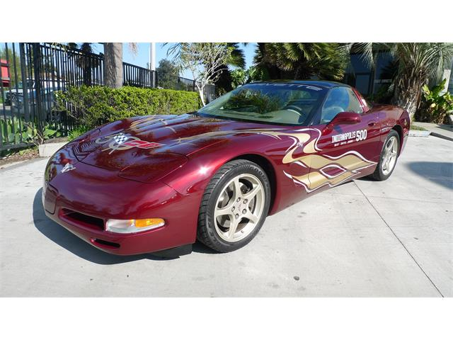 2003 Chevrolet Corvette (CC-1320853) for sale in Anaheim, California