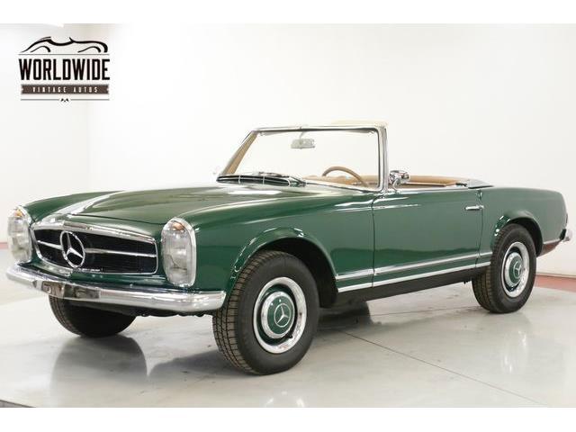 1964 Mercedes-Benz 230SL (CC-1328536) for sale in Denver , Colorado