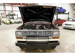 1981 Dodge Ramcharger (CC-1328537) for sale in Kentwood, Michigan