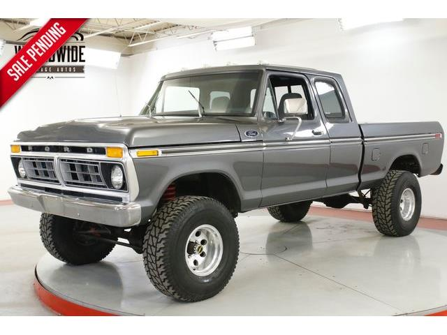 1977 Ford F150 (CC-1328538) for sale in Denver , Colorado