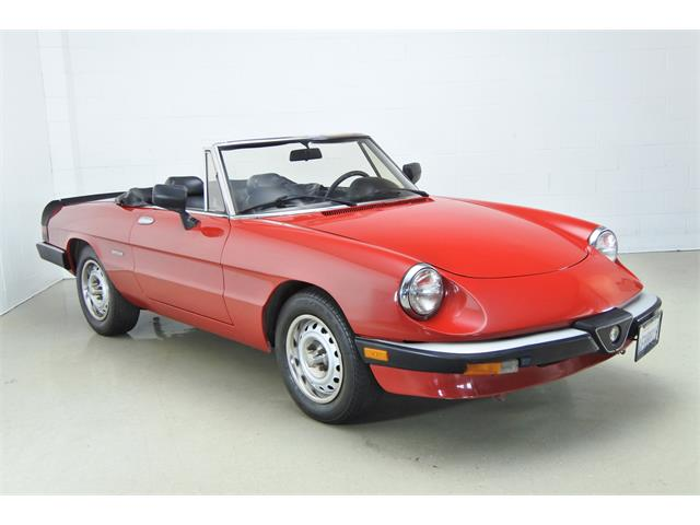 1986 Alfa Romeo Spider (CC-1320856) for sale in San Diego, California