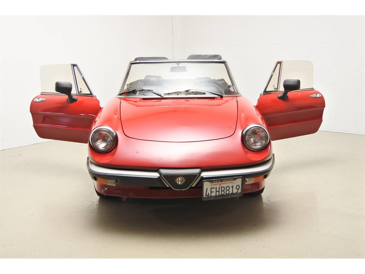 1986 Alfa Romeo Spider (CC-1320856) for sale in San Diego, California