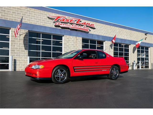 2004 Chevrolet Monte Carlo (CC-1328580) for sale in St. Charles, Missouri