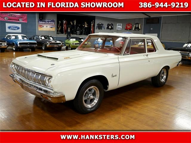 1964 Plymouth Belvedere (CC-1328582) for sale in Homer City, Pennsylvania