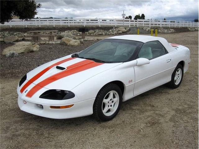 1997 Chevrolet Camaro (CC-1328589) for sale in Punta Gorda, Florida
