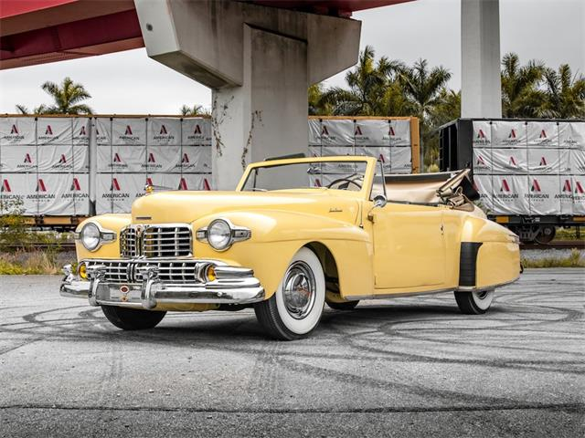 1947 Lincoln Continental (CC-1328602) for sale in Palm Beach, Florida