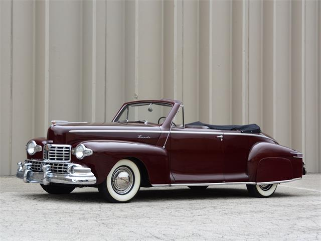 1948 Lincoln Convertible (CC-1328604) for sale in Palm Beach, Florida