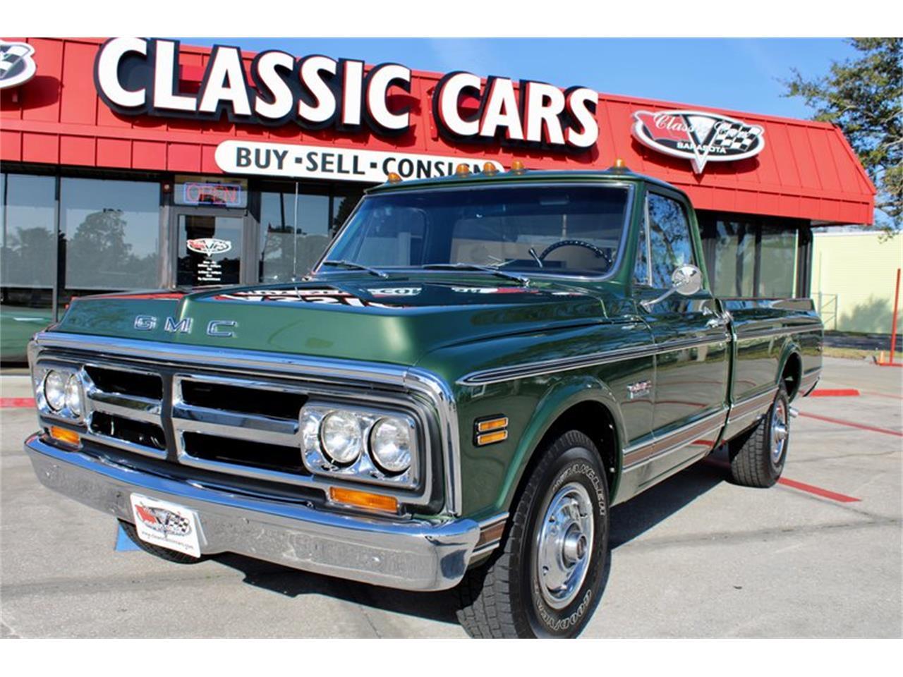 1971 GMC 1/2 Ton Pickup (CC-1328606) for sale in Sarasota, Florida