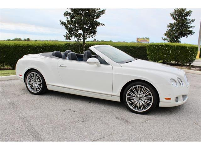 2010 Bentley GT (CC-1328607) for sale in Sarasota, Florida