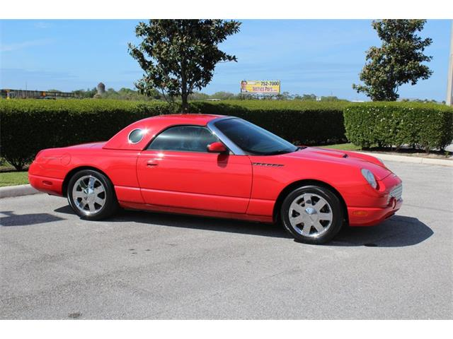 2002 Ford Thunderbird (CC-1328610) for sale in Sarasota, Florida