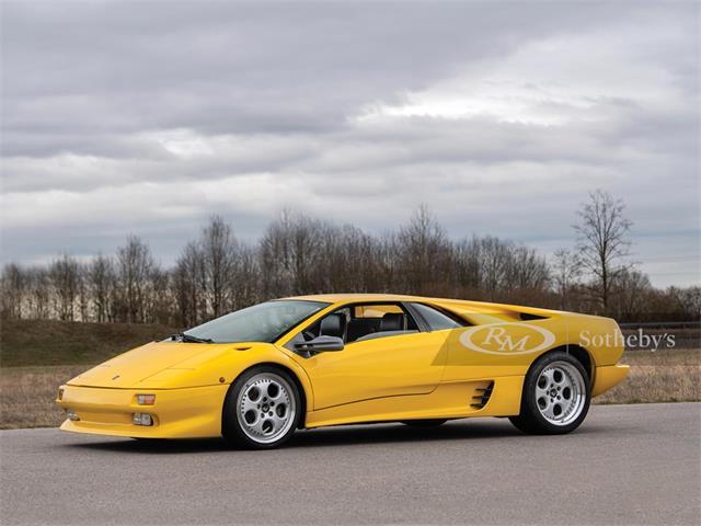 1991 Lamborghini Diablo (CC-1328618) for sale in Essen, Germany