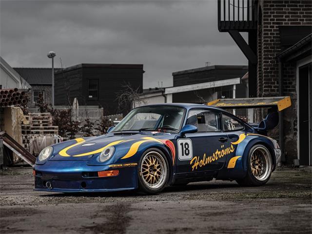 1990 Porsche 911 (CC-1328620) for sale in Essen, Germany