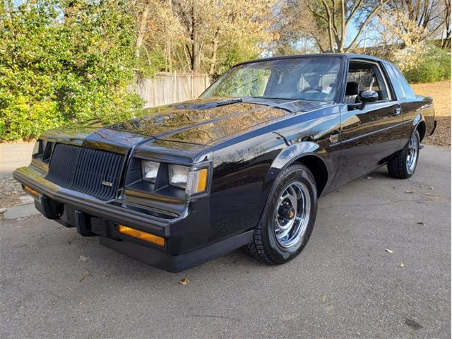 1987 Buick Grand National (CC-1328622) for sale in Collierville, Tennessee