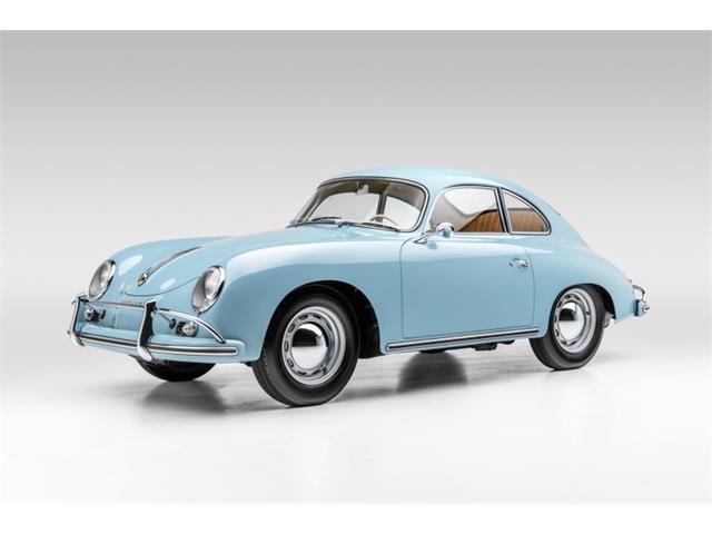 1959 Porsche 356A (CC-1328630) for sale in Costa Mesa, California
