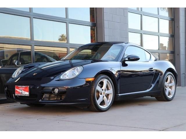 2007 Porsche Cayman (CC-1328632) for sale in Costa Mesa, California