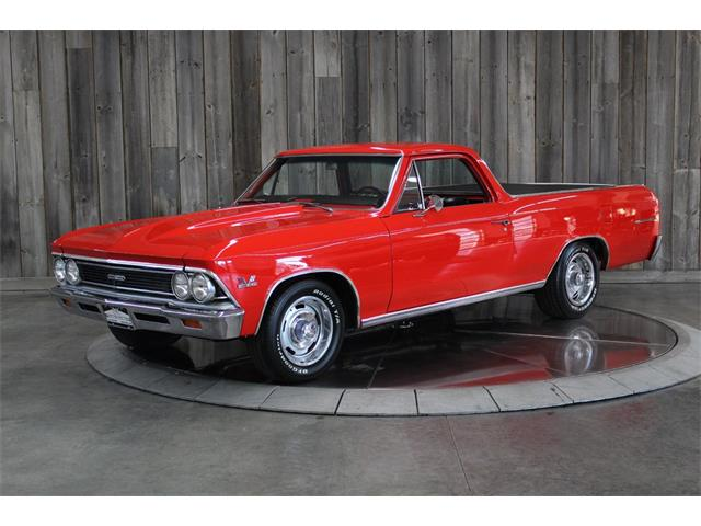 1966 Chevrolet El Camino (CC-1328636) for sale in Bettendorf, Iowa