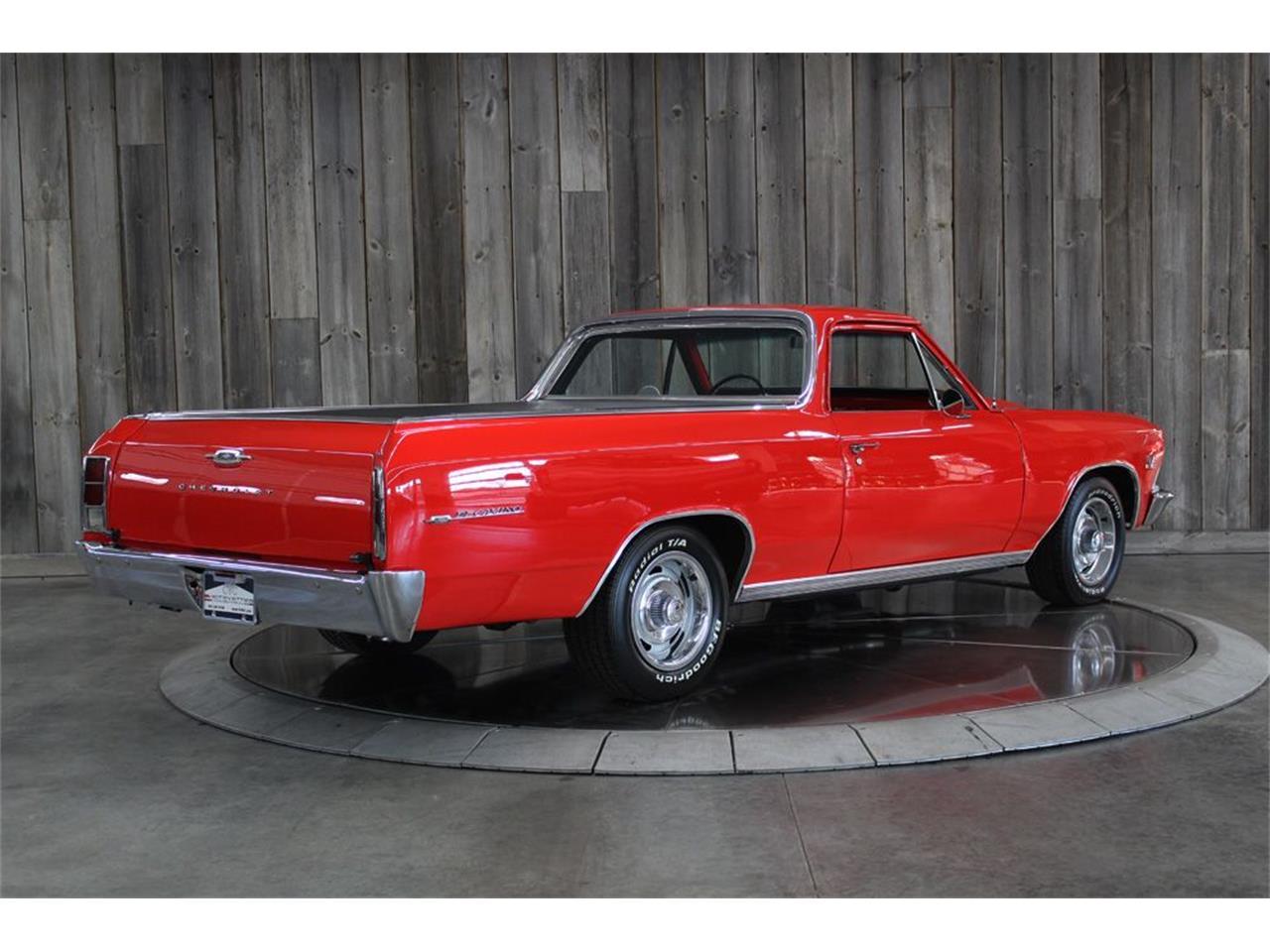 1966 Chevrolet El Camino (CC-1328636) for sale in Bettendorf, Iowa