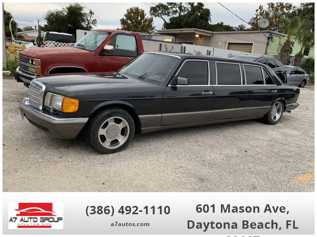 1988 Mercedes-Benz 560 (CC-1328637) for sale in Holly Hill, Florida