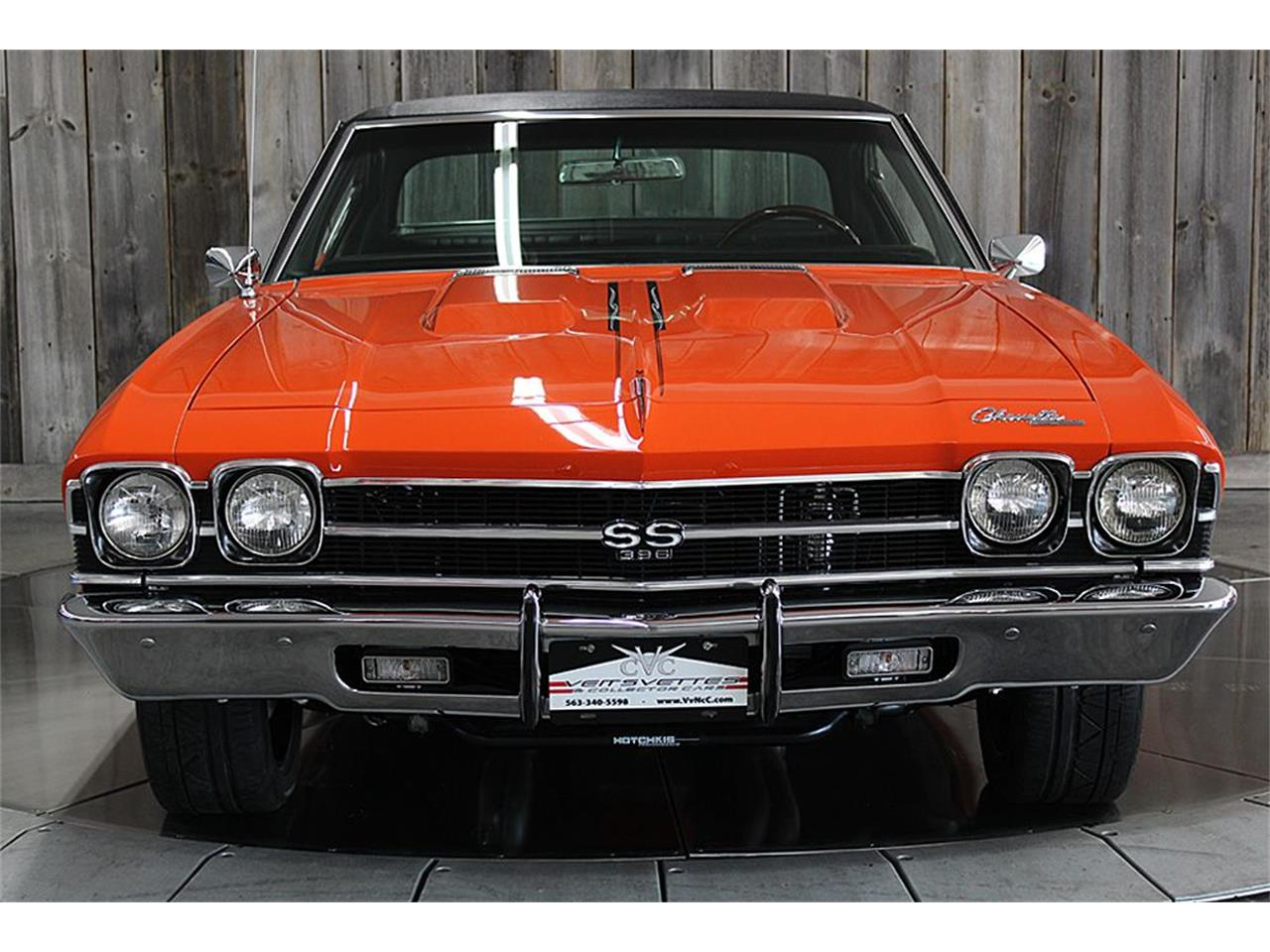 1969 Chevrolet Chevelle (CC-1328638) for sale in Bettendorf, Iowa
