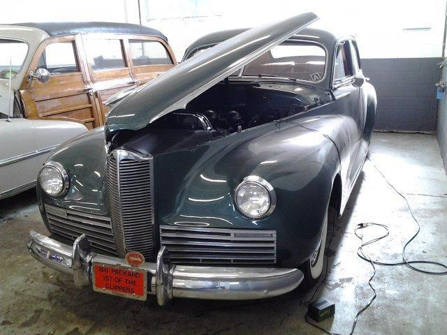 1941 Packard Clipper (CC-1328656) for sale in Hanover, Massachusetts