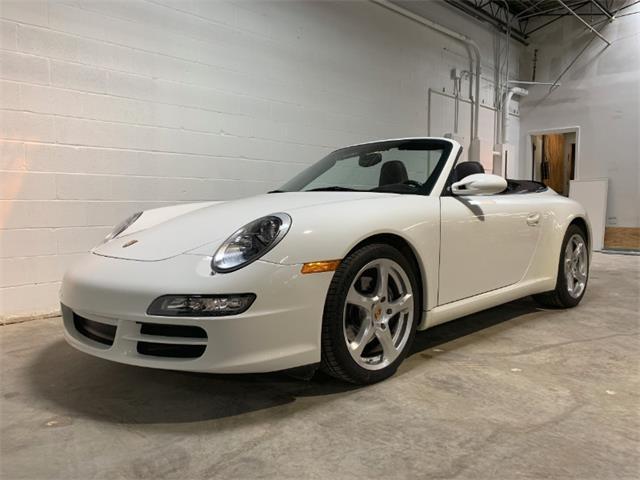 2007 Porsche 911 (CC-1328664) for sale in Anaheim, California