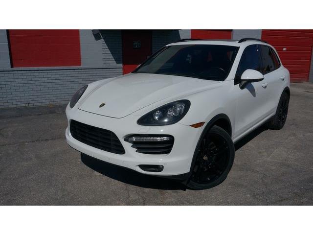 2012 Porsche Cayenne (CC-1328667) for sale in Valley Park, Missouri