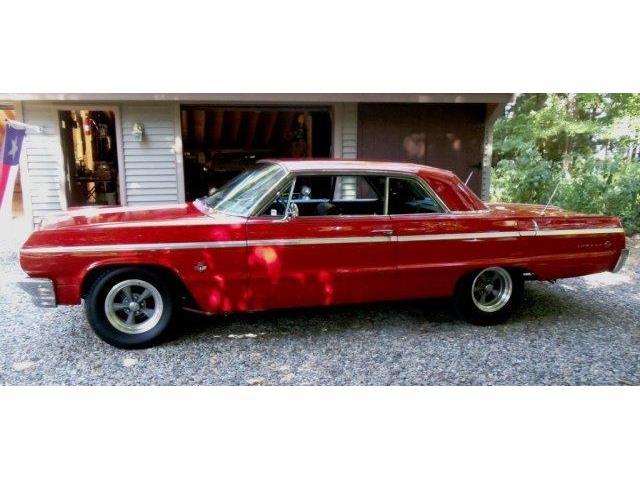 1964 Chevrolet Impala SS (CC-1328668) for sale in Hanover, Massachusetts