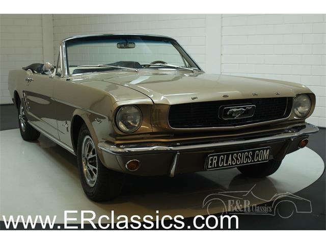 1966 Ford Mustang (CC-1328672) for sale in Waalwijk, Noord-Brabant