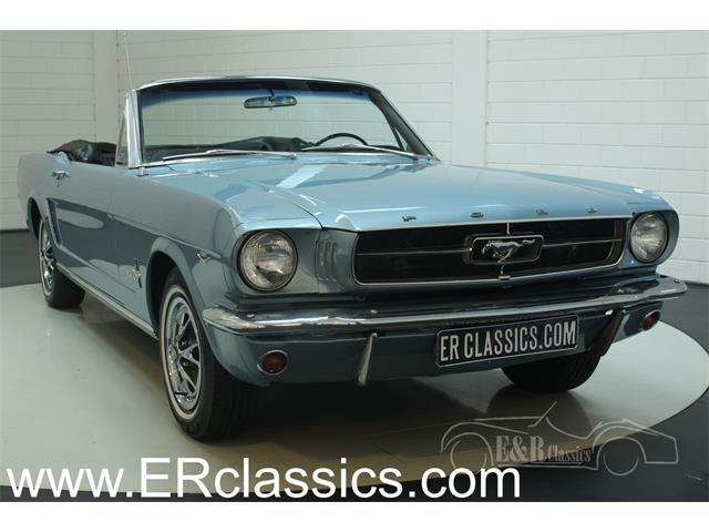 1965 Ford Mustang (CC-1328676) for sale in Waalwijk, Noord-Brabant
