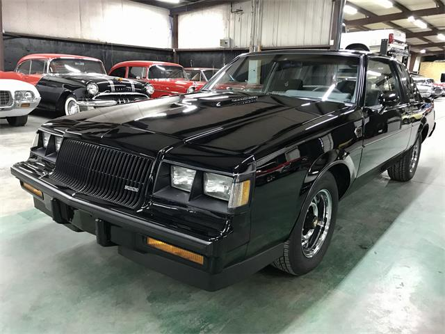 1987 Buick Grand National (CC-1328683) for sale in Sherman, Texas