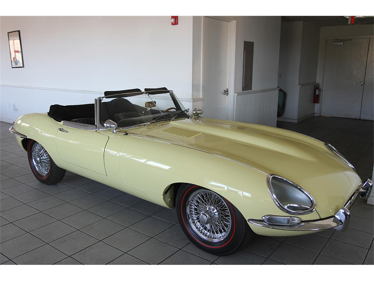 1967 Jaguar E-Type (CC-1328685) for sale in southampton, New York