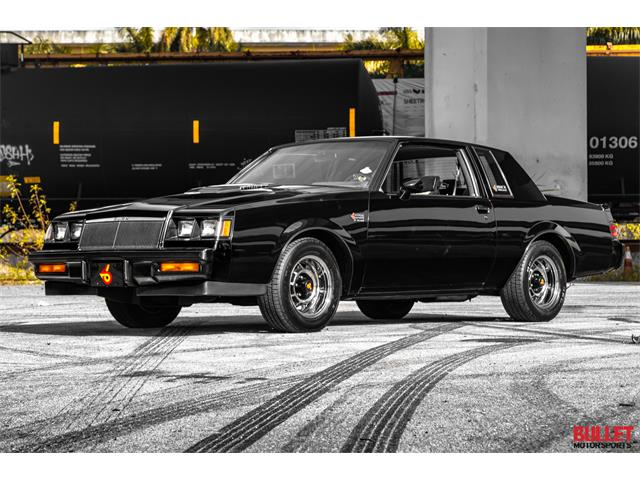 1986 Buick Grand National (CC-1328689) for sale in Fort Lauderdale, Florida