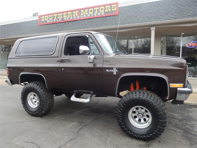 1986 Chevrolet Blazer (CC-1328702) for sale in Clarkston, Michigan