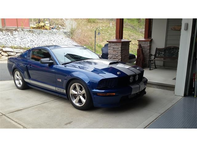 2008 Ford Mustang Shelby GT (CC-1328709) for sale in Mission, B.C.