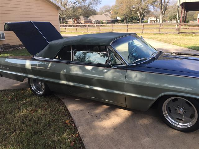 1964 Chevrolet Impala SS (CC-1328723) for sale in Cypress, Texas