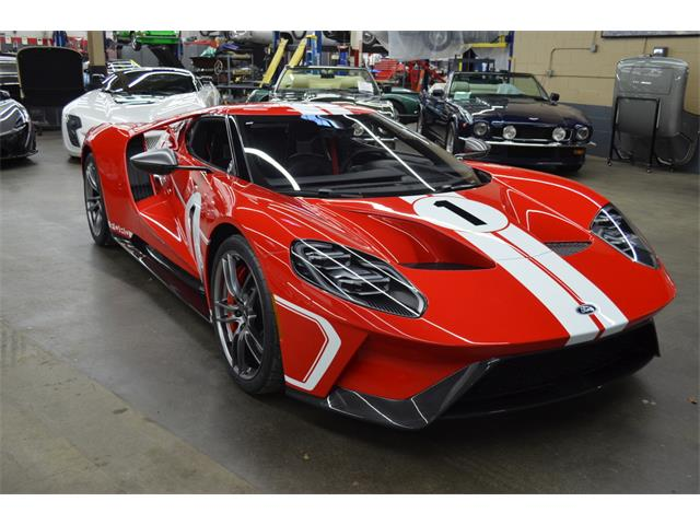 2018 Ford GT (CC-1328728) for sale in Huntington Station, New York