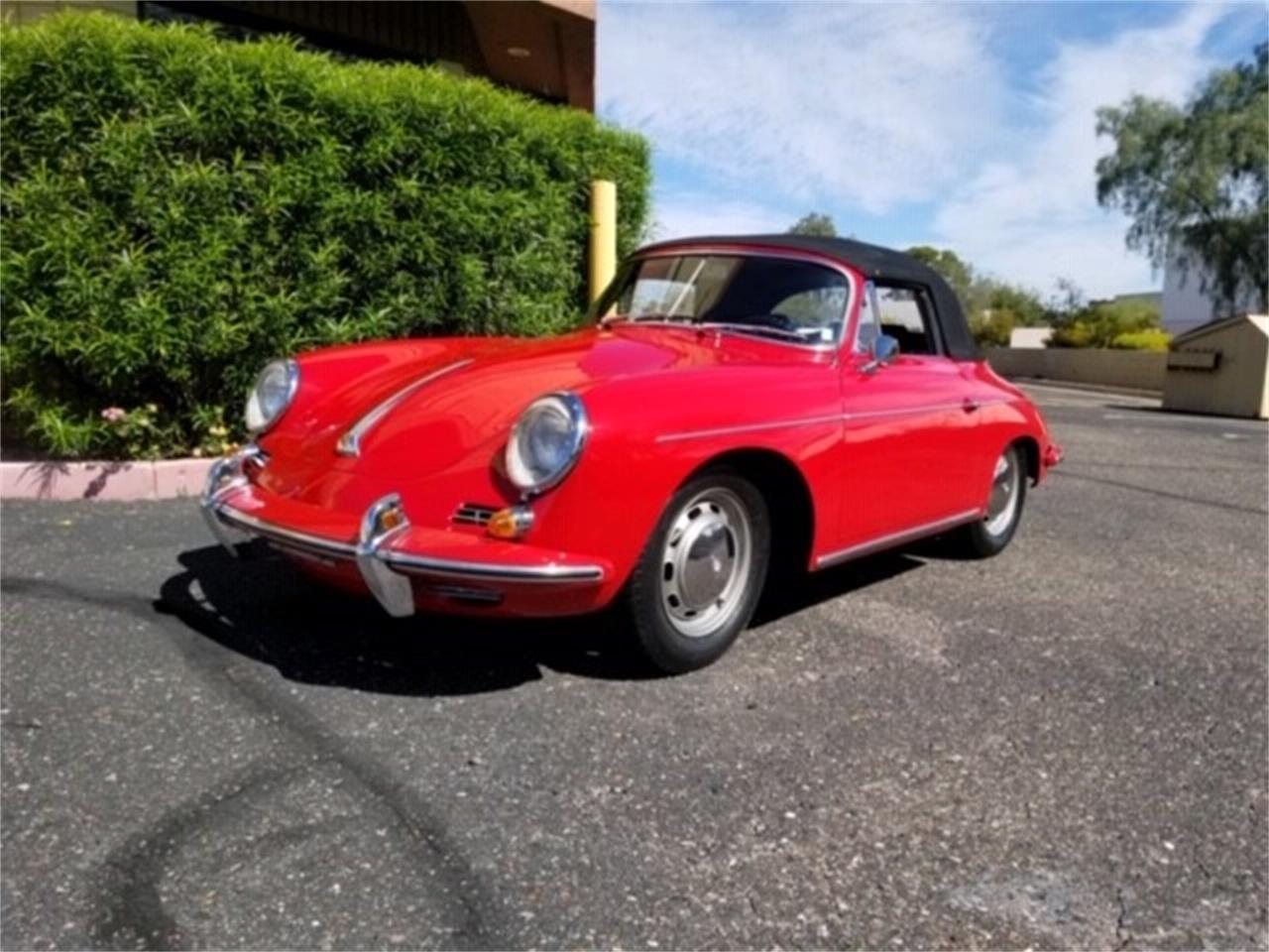 1965 Porsche 356C (CC-1328732) for sale in Scottsdale, Arizona