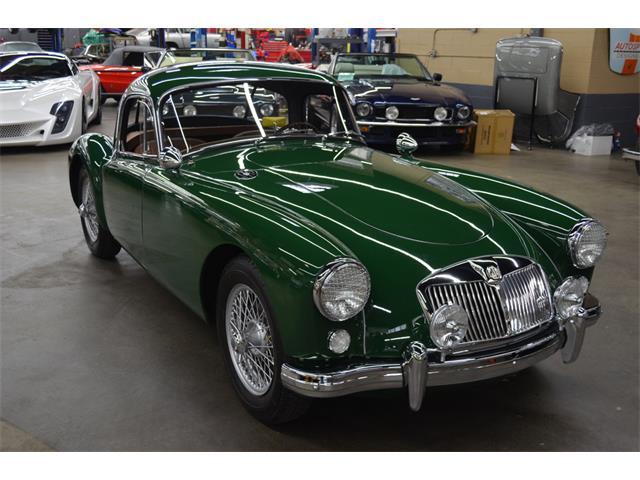 1959 MG MGA 1500