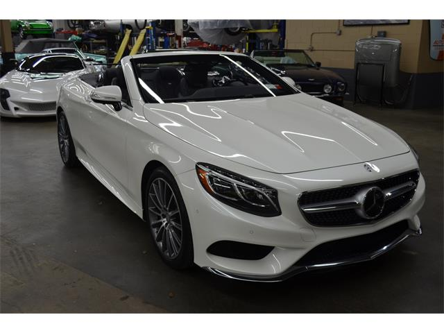 2017 Mercedes-Benz S550 (CC-1328735) for sale in Huntington Station, New York