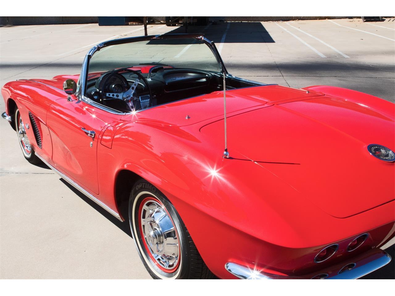 1962 Chevrolet Corvette (CC-1328740) for sale in Garland, Texas