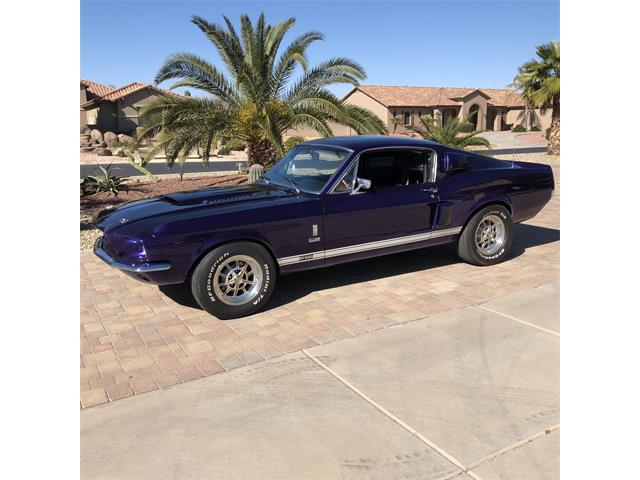 1967 Shelby GT500 (CC-1320878) for sale in Surprise, Arizona