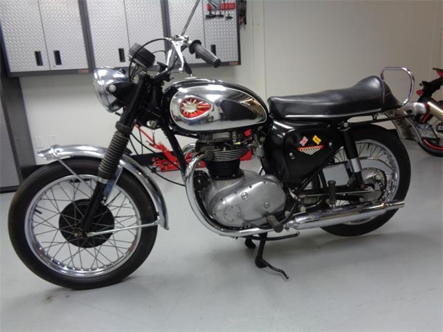 1967 BSA Motorcycle (CC-1328781) for sale in Salt Lake City, Utah