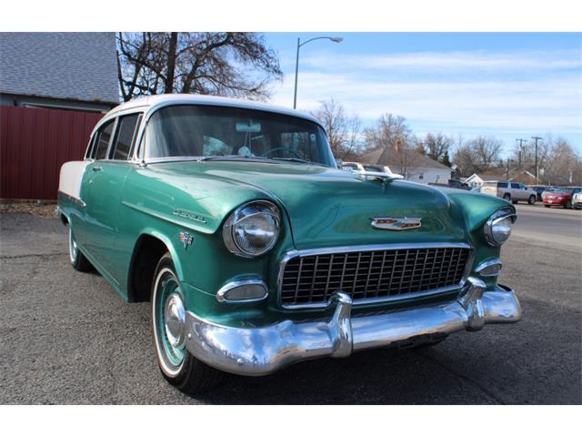 1955 Chevrolet Bel Air (CC-1328783) for sale in Salt Lake City, Utah