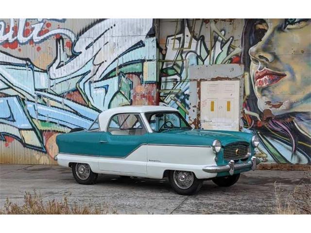 1957 Nash Metropolitan (CC-1328784) for sale in Salt Lake City, Utah